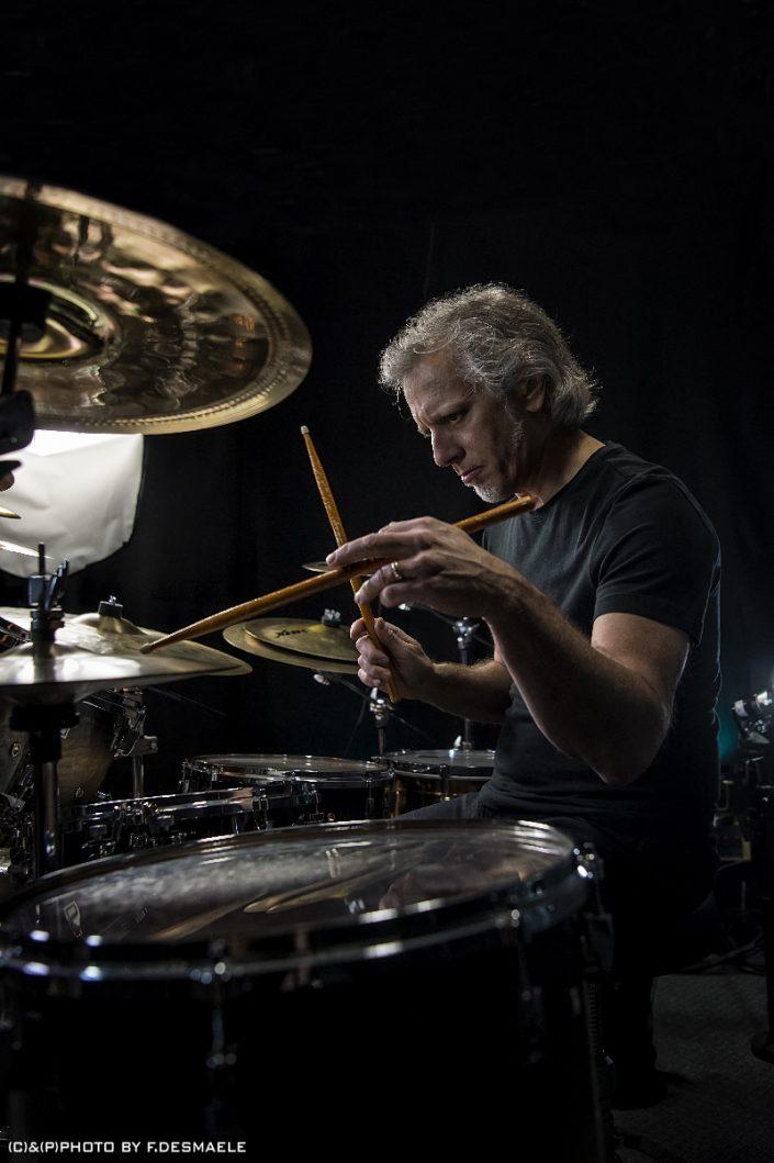 Dave Weckl Live by Francesco Desmaele