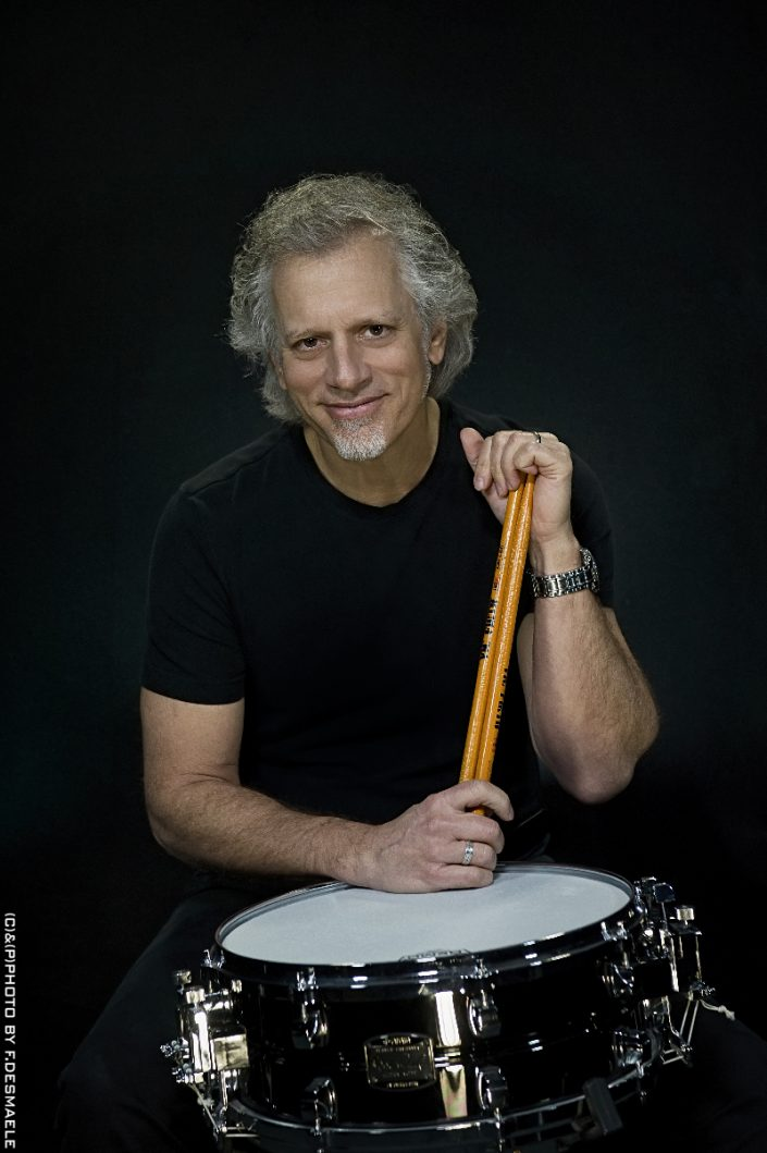 Dave Weckl Portrait by Francesco Desmaele