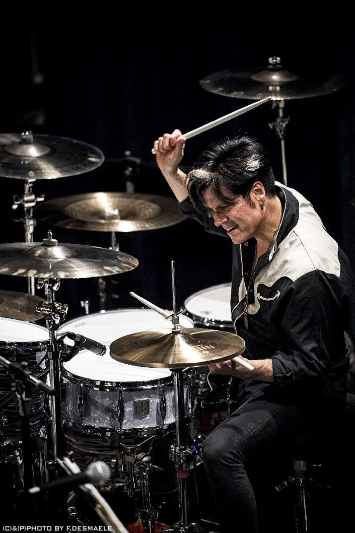 Gregg Potter Live by Francesco Desmaele