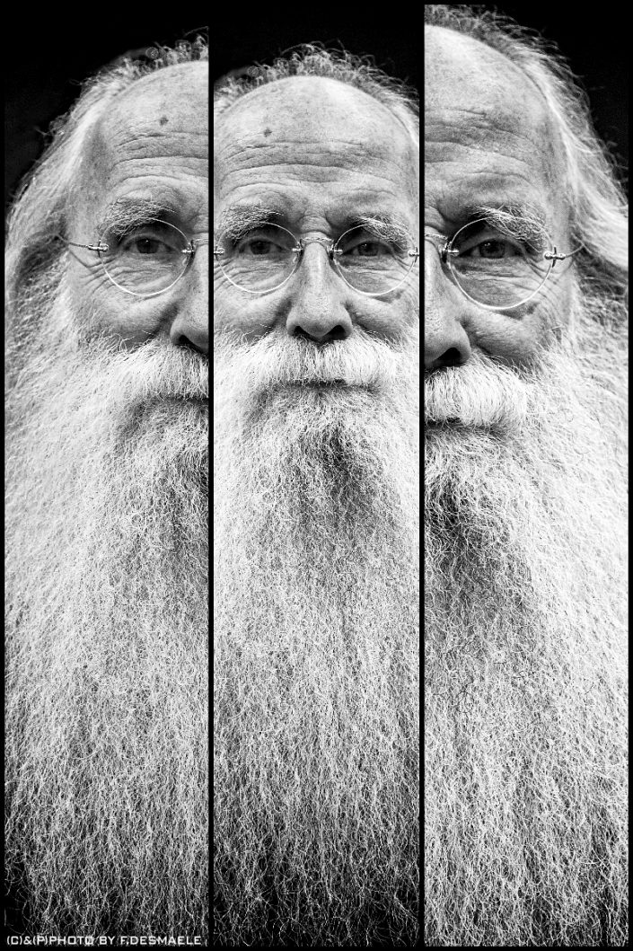 Leland Lee Sklar Triplefaces by Francesco Desmaele