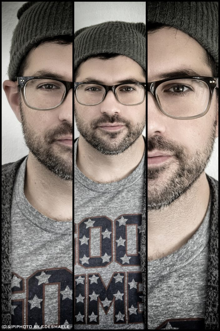 Mark Giuliana Triplefaces by Francesco Desmaele