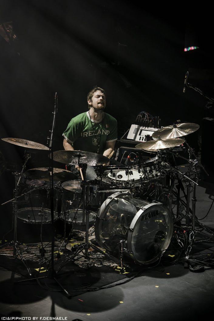 Matt Gartska Live by Francesco Desmaele