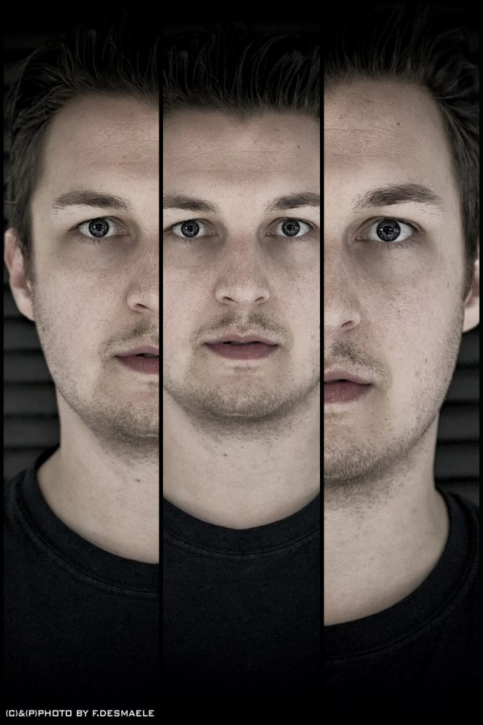 Matt Heldets Triplefaces by Francesco Desmaele