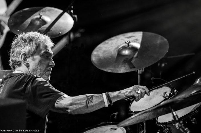 Steve Gadd Live by Francesco Desmaele