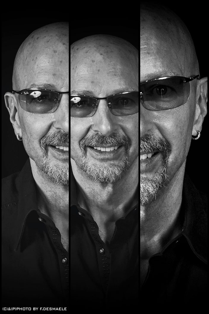 Steve Smith Triplefaces by Francesco Desmaele