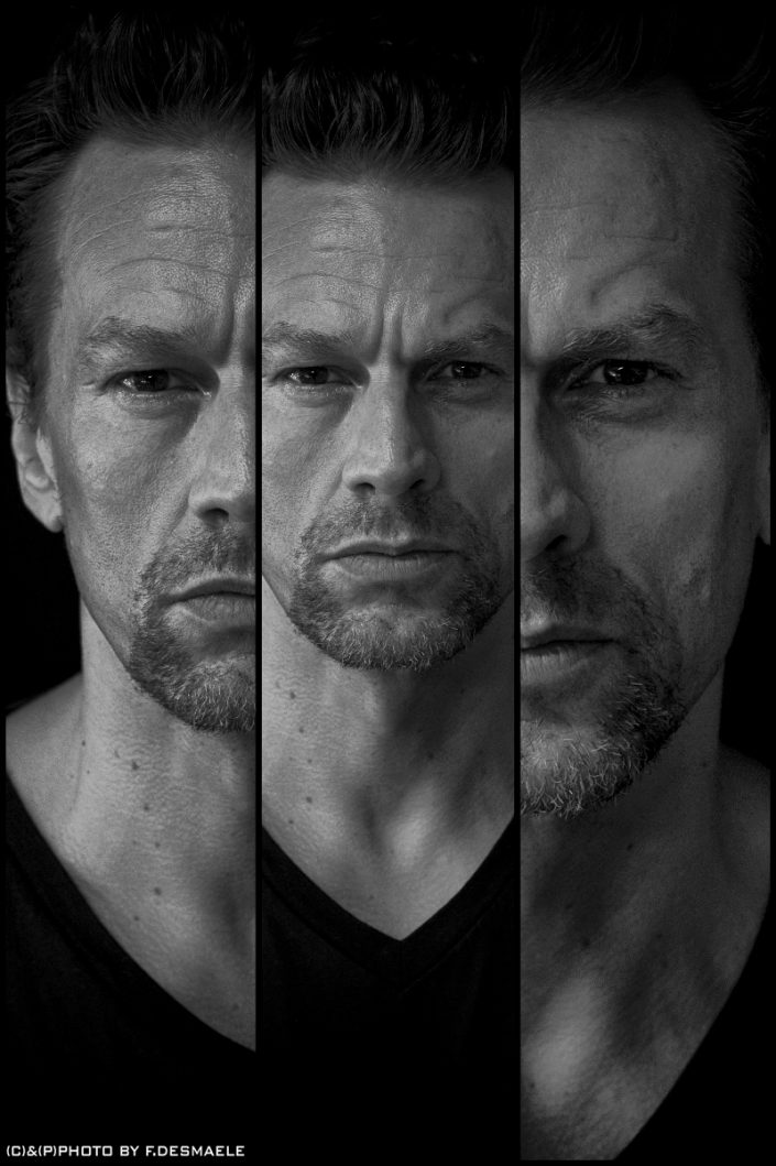 Thomas Lang Triplefaces by Francesco Desmaele