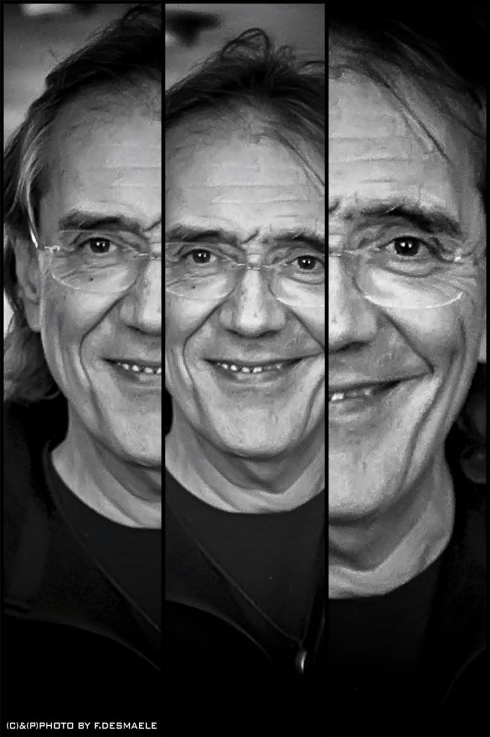 Vinnie Colaiuta Triplefaces by Francesco Desmaele