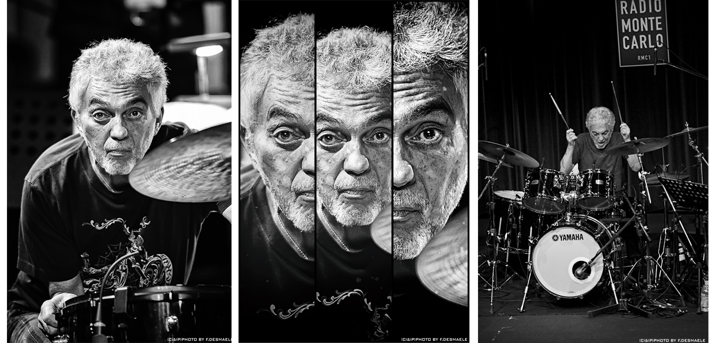 STEVE GADD by Francesco Desmaele