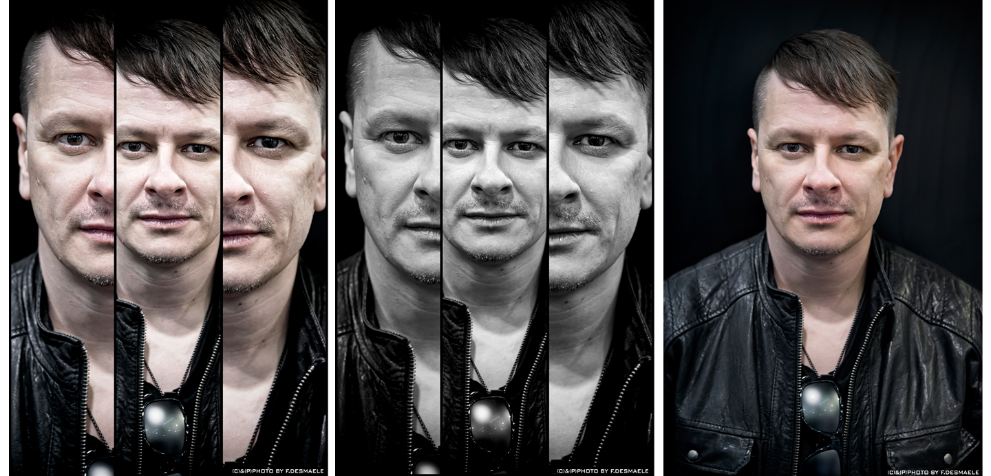 RAY LUZIER by Francesco Desmaele