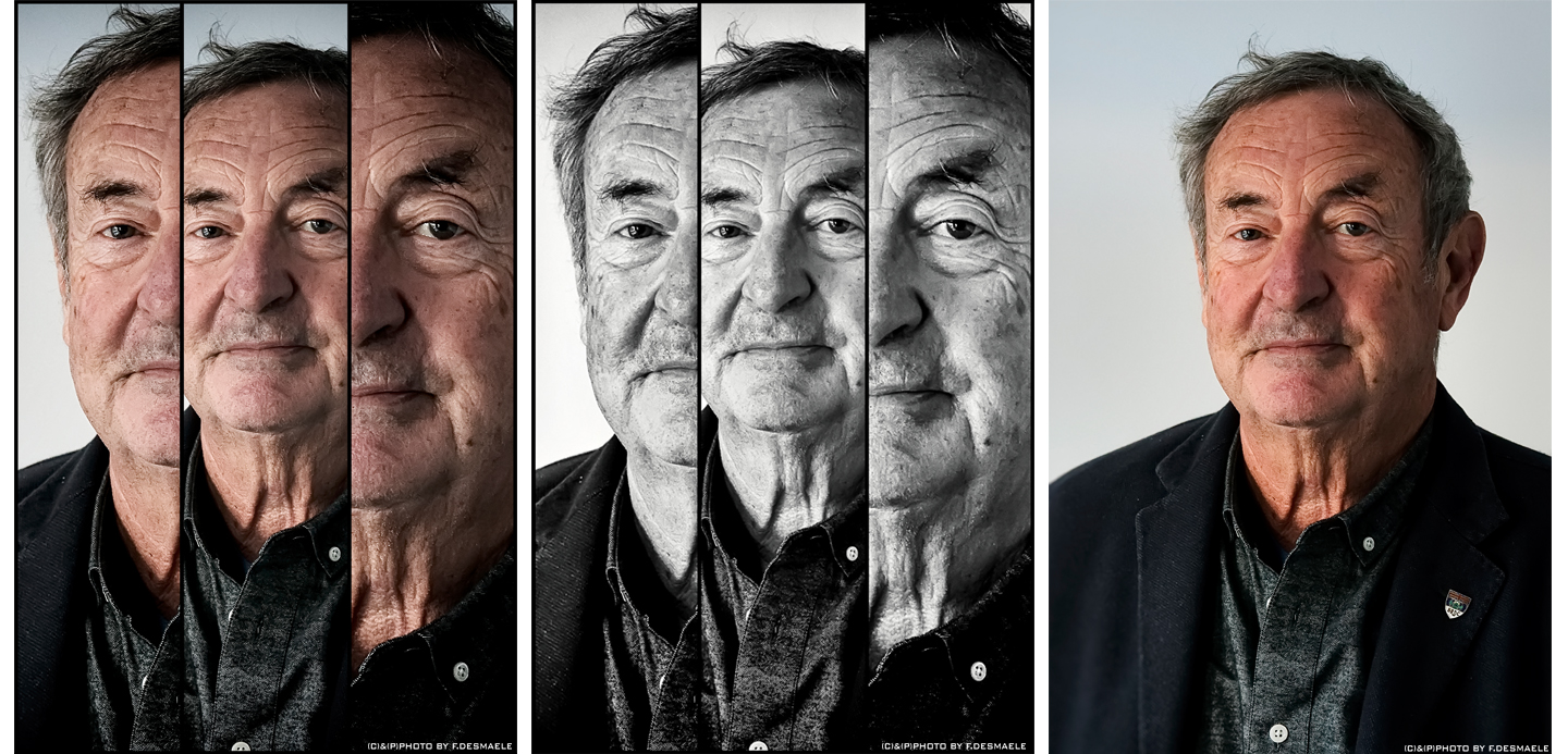 NICK MASON by Francesco Desmaele
