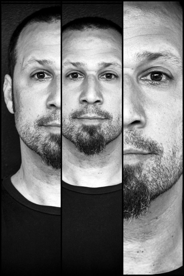 Dave Dicenso Triplefaces by Francesco Desmaele